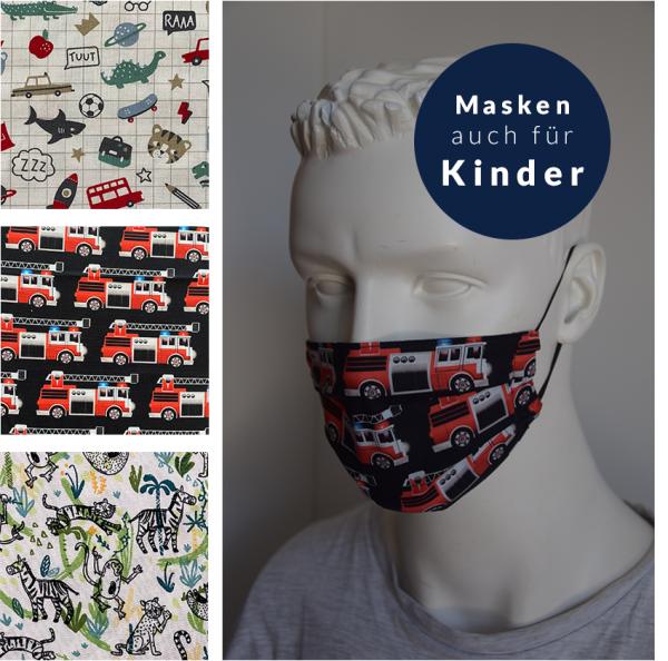 Masken für Kinder